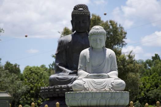 Statue Sculpture Religion Free Photo