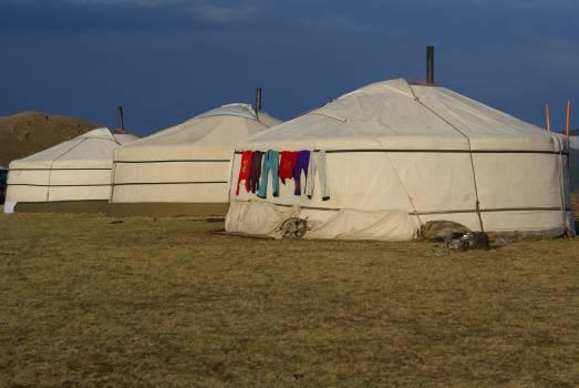 Yurt Dwelling Housing Free Photo