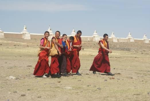 People Religious Monk Free Photo