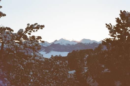 colorado mountains peaks  #22892