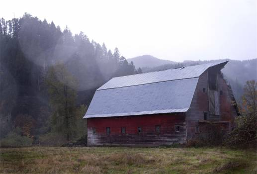 barn shed wood  #22925