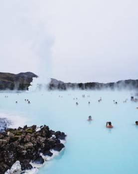 hot spring water swimming  #22950