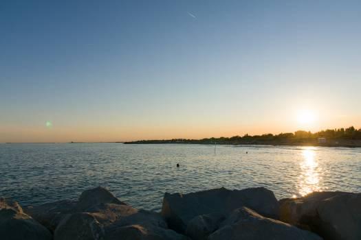 Breakwater Sea Barrier Free Photo