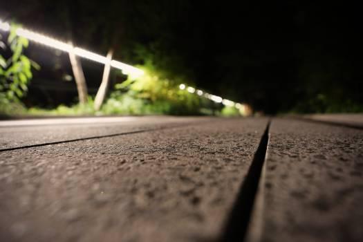 night dark ground  Free Photo