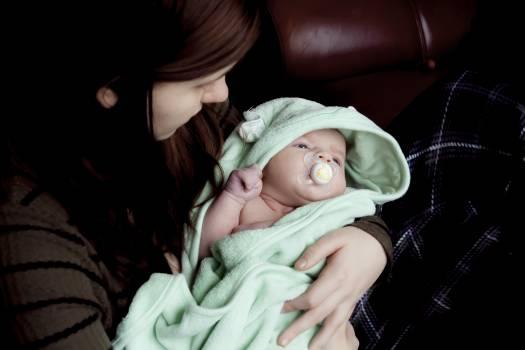 Baby Child Neonate Free Photo
