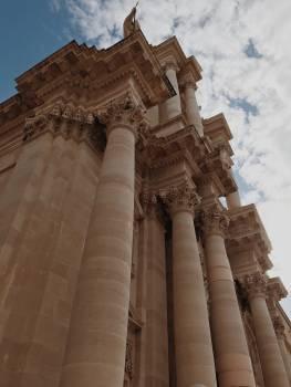 Column Architecture Building #230605