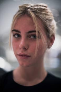 Portrait Pretty Face #230705