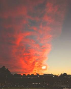 Sky Atmosphere Clouds #230988