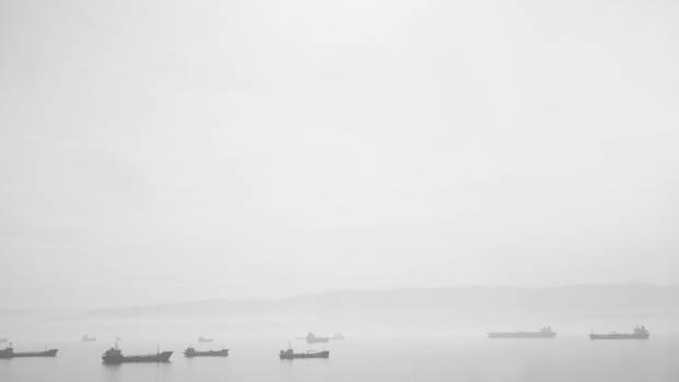 black and white grey sky  #23158