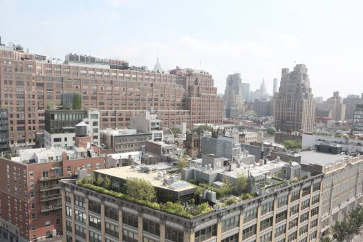 rooftops terrace buildings  #23230