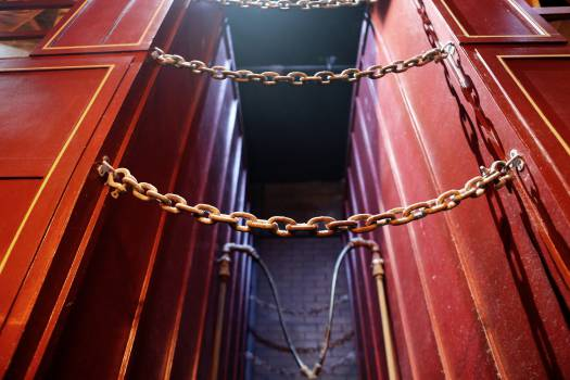 chains links red  Free Photo