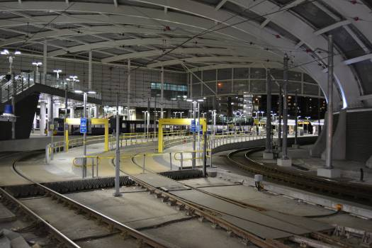 Station Facility Train #232573