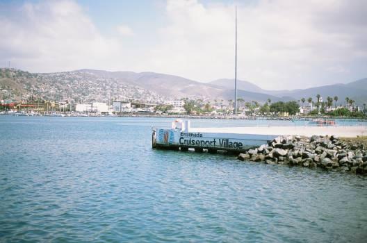port water docks  Free Photo