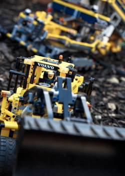 Automaton Equipment Industry Free Photo