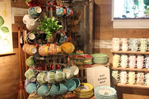 Basket Seller Wicker Free Photo