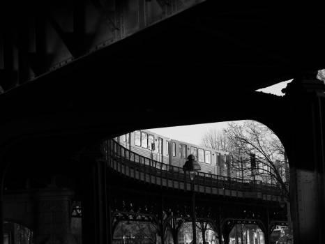Bridge Sky Structure #235421