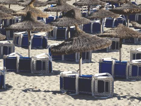 beach sand lounge chairs  #23544