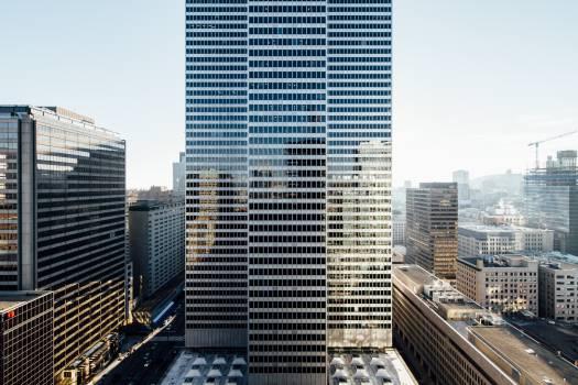 City Skyscraper Building #235470