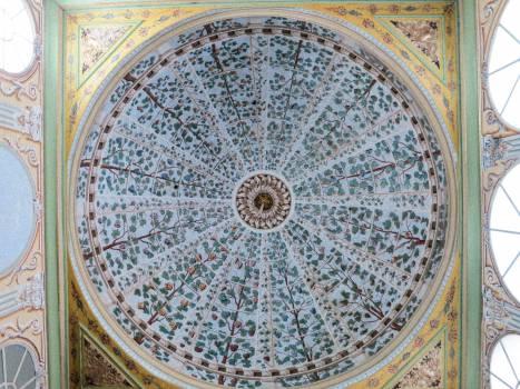 ceiling Topkapı Palace Harem  Free Photo