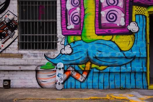 Graffito Decoration Old #236357
