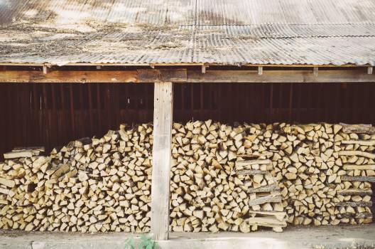 wood lumber yard  Free Photo