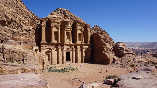 Monastery Ancient Architecture Free Photo