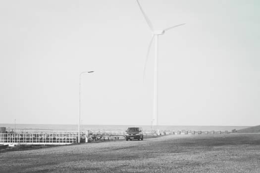 Turbine Electricity Energy Free Photo
