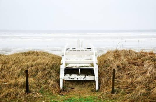 sky ocean beach Free Photo
