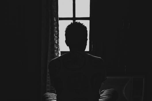 Black Dark Silhouette #237790