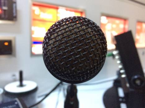 Microphone Electrical device Device Free Photo