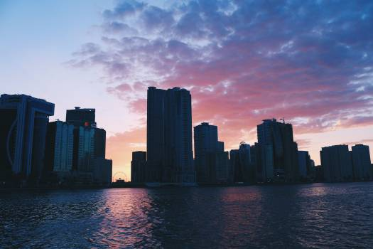 City Manhattan Skyline #238484