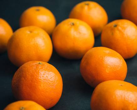 orange tangerines fruits #23868