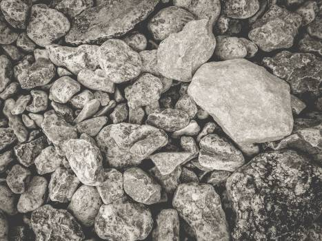 rocks boulders grey Free Photo
