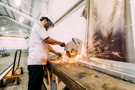 Man Carpenter Repairman Free Photo