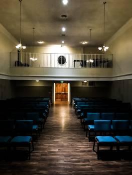 Room Interior Hall #240447