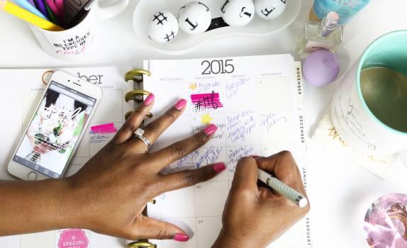 calendar agenda planner Free Photo
