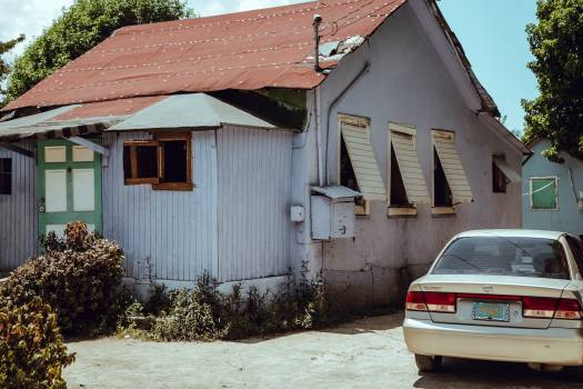 Mobile home Housing Structure Free Photo