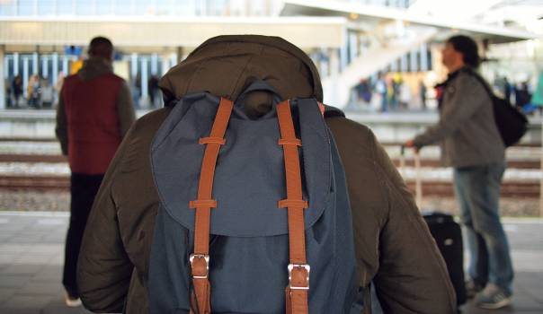 Backpack Bag Container Free Photo
