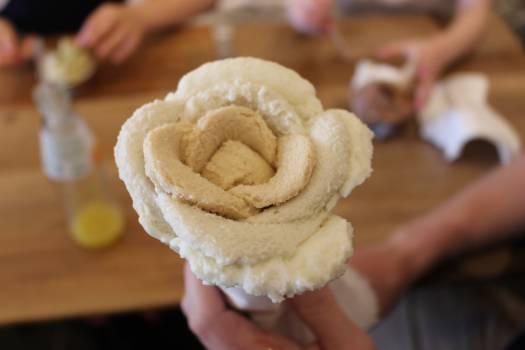 Food Knot Dough Free Photo