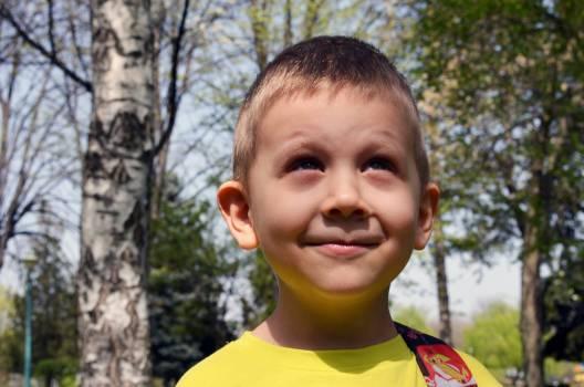 Child Person Portrait Free Photo