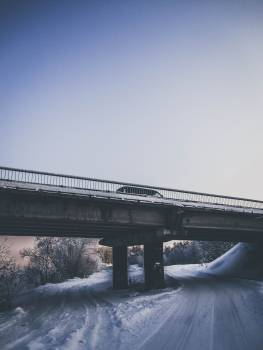 Bridge Pier Support #241821