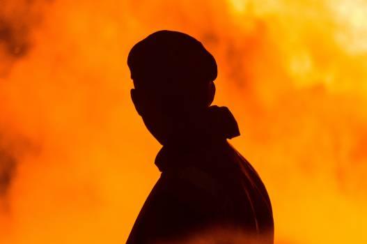 fire flames hot #24187