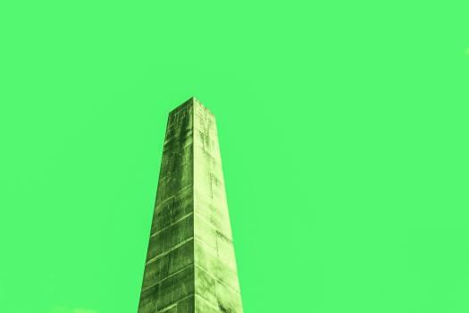 Obelisk Structure Column #242150