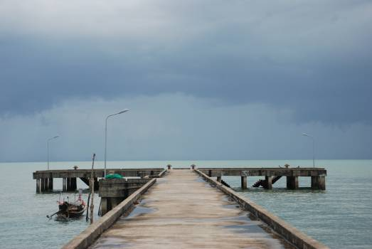 Pier Support Bridge #242260