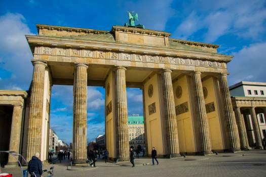 Column Architecture Temple #242282