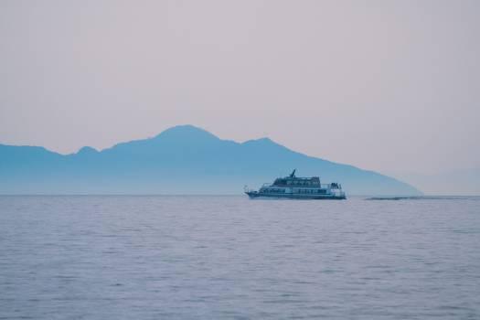 Ship Liner Sea #242367