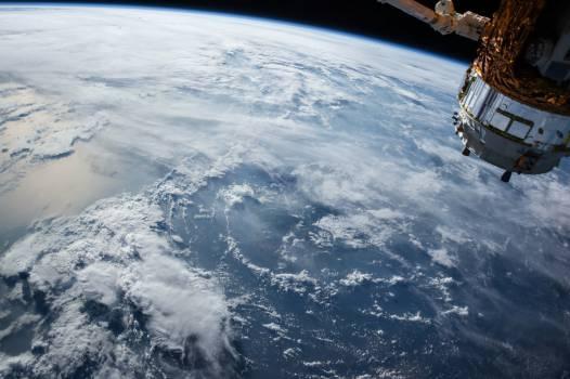 satellite orbit earth #24236