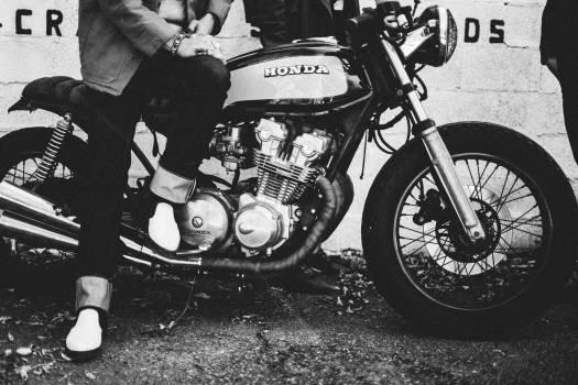 honda motorcycle motorbike Free Photo