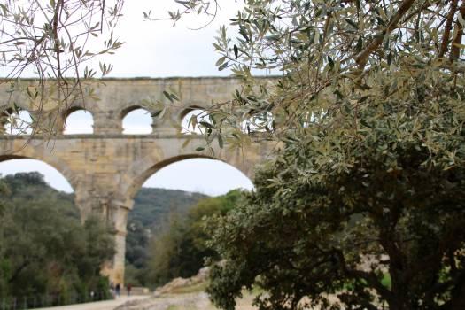Arch Bridge Viaduct Free Photo