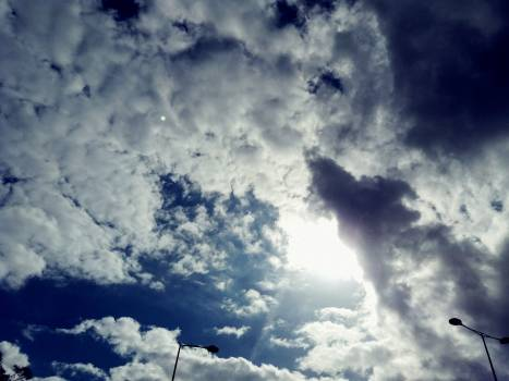 Sky Atmosphere Clouds Free Photo